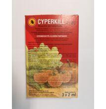 Cyperkill 25 EC 3 x 2 ml ampullás