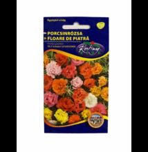 Porcsinrózsa - Telt virágú színkeverék (PORTULACA) 0,5 g