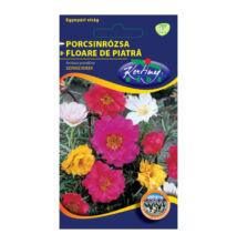Porcsinrózsa - Féltelt virágú színkeverék (PORTULACA GRANDIFLORA) 0,5 g