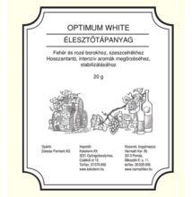 OPTIMUM-WHITE – aromamegőrző redukáló hatású élesztőtápanyag 1 kg