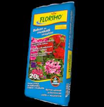 Balkon és Muskátli virágföld Florimo 20 l