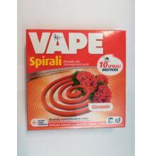 VAPE Szúnyogriasztó spirál 10 db