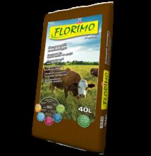 FLORIMO Komposztált marhatrágya 20 l