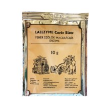 Lallzyme Cuvée-Blanc pektinbontó és aromafelszabadító enzim 10 g