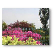 Műanyag kertirács MEGASQUARE 0,5x5 m