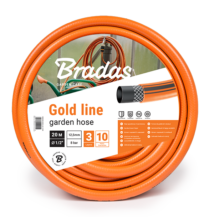 GOLD LINE locsolótömlő 3/4 colos - 30 m (csavarodásmentes)