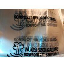 Lebomló zöldhulladékgyűjtő zsák (120 liter)