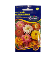 Rézvirág (Zinnia) - Kaktuszvirágú színkeverék 2g