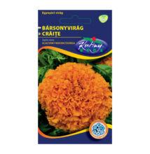 Bársonyvirág (Büdöske) - Nagyvirágú alacsony narancssárga 1 g