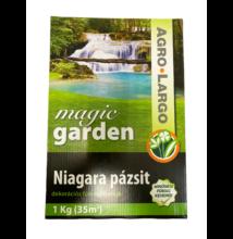 Niagara pázsit - Dekorációs fűmagkeverék 1 kg