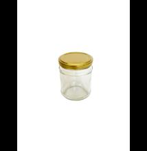 Befőttes üveg tetővel 212 ml