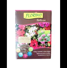 Florimo Natura Virág, muskátli és rózsa trágya 2 kg