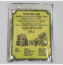 UVAFERM 228 aromafelszabadító hidegtűrő borélesztő 20 g