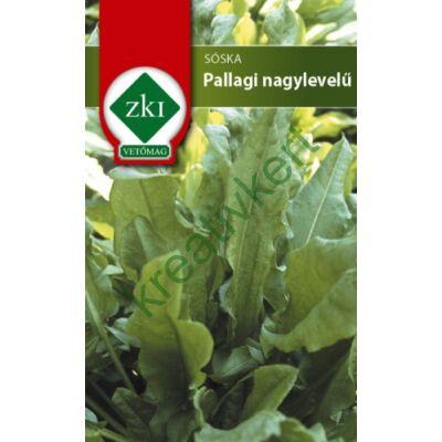 Sóska Pallagi nagylevelű 3 g