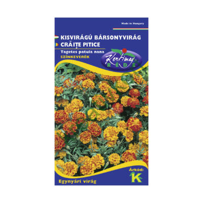 Bársonyvirág (Büdöske) - Kisvirágú színkeverék 1 g