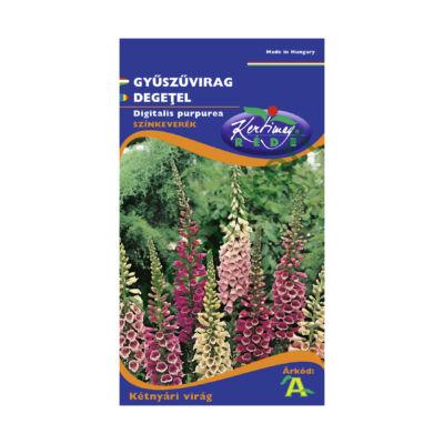 Gyűszűvirág - Színkeverék 0,25 g