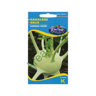 Karalábé - Csemege fehér 2g