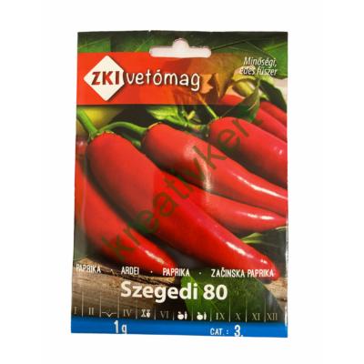 Fűszerpaprika - Szegedi 80 1 g