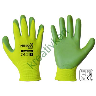NITROX MINT védőkesztyű 6-os