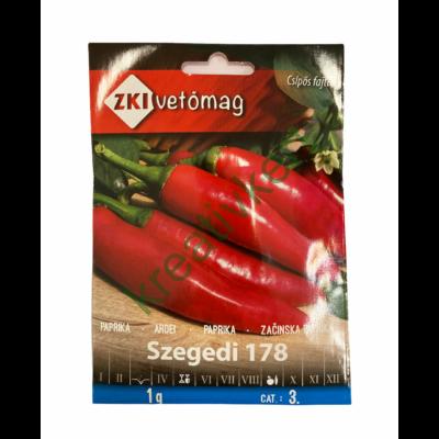 Fűszerpaprika - Szegedi 178 1 g