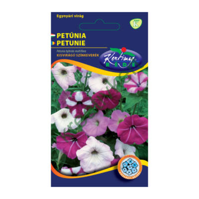 Petúnia - Kisvirágú színkeverék 0,1 g
