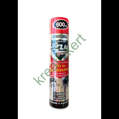 ZigZag légy- és szúnyogirtó aeroszol 600 ml