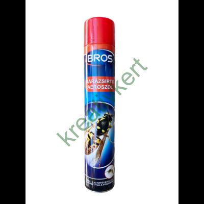 Bros darázsirtó aerosol 600 ml